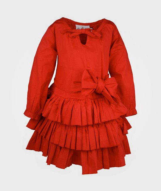 How To Kiss A Frog Mindy Dress Red Red