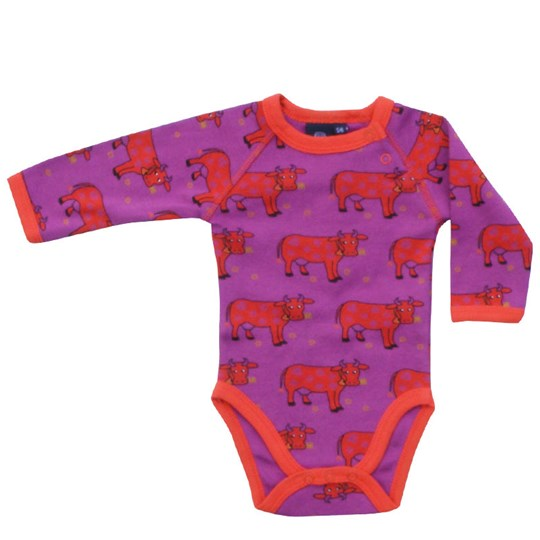 Ej sikke lej Cow Body Plum Purple