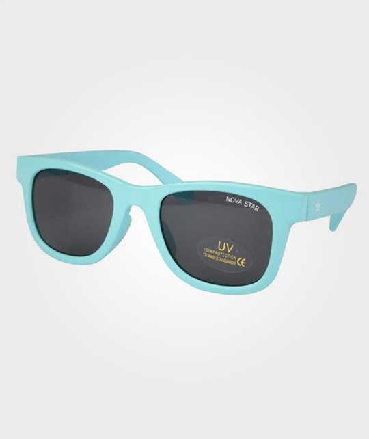 Nova Star Fred Mint Sunglasses Blue