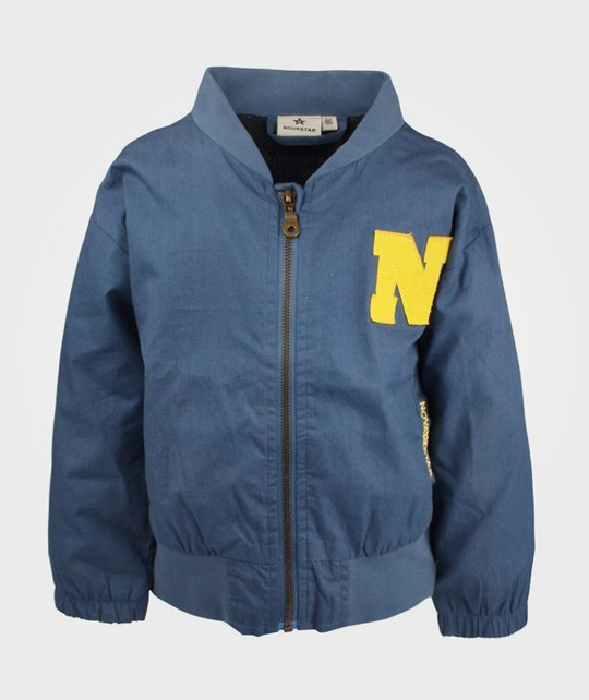 Nova Star Baseball Jacket Neptune Blue