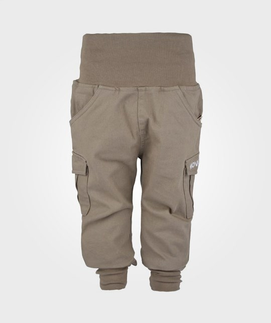 Nova Star Cargo Trousers SS13 BROWN