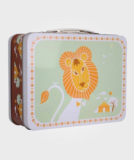 Blafre Lunchbox Lion Multi