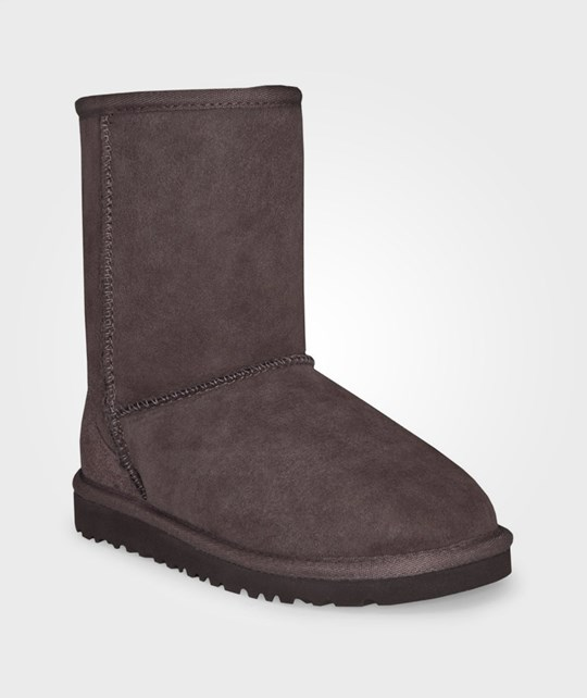 UGG T Classic Chocolate Short mode BROWN