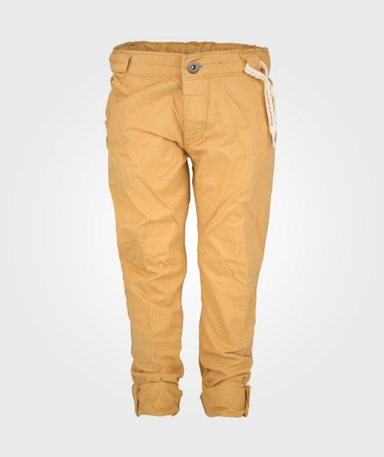 Imps & Elfs Pants Golden Brown BROWN