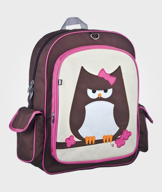 Beatrix NY Big Kid Back Pack Paper BROWN