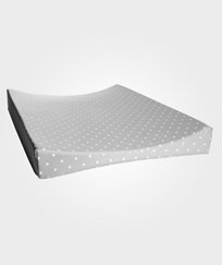 Färg & Form Changing Pad Dots Grey Black