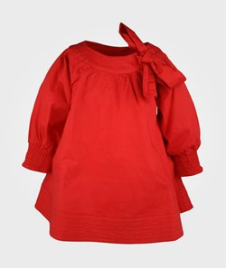 How To Kiss A Frog Yang Dress Red