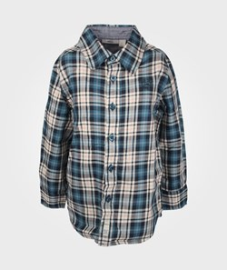Mexx Kids Boys Shirt Blue