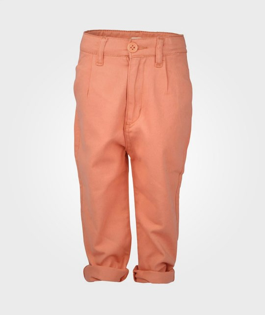 Popupshop Canvas Pants Baggy Rosa Pink