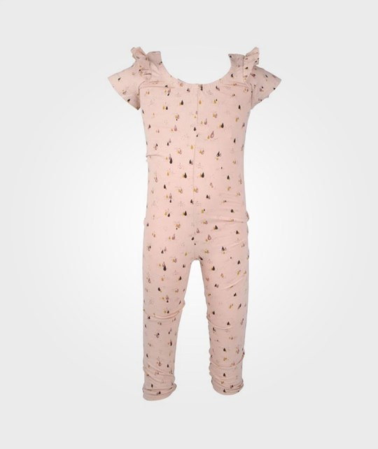 Soft Gallery Cindy Multidrops Jumpsuit Fawn Pink