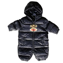 Paul Frank Down Coverall Blue