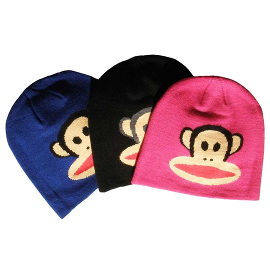 Paul Frank Julius Beanie Black Black