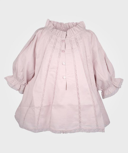 How To Kiss A Frog Riko Blouse Pink Pink