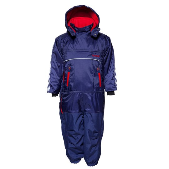 Hummel Snowsuit Mingus Dark Blue Blue