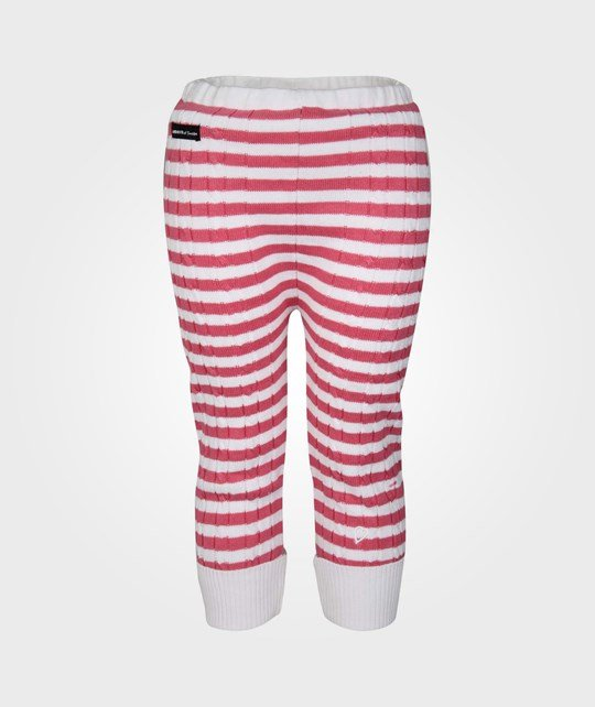 Lundmyr Of Sweden Pant Pink/White Pink