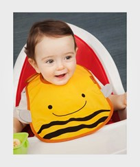 Skip Hop Zoo Bib Bee Yellow