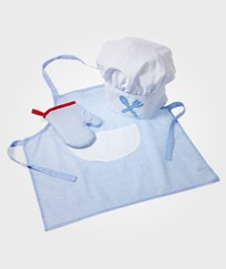 oskar&ellen Chef Set Blue Blue