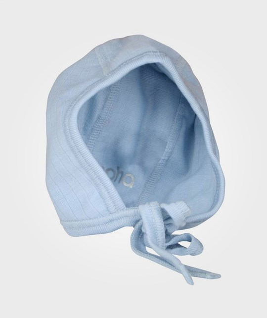 Joha Bonnet Basic Light Blue Blue
