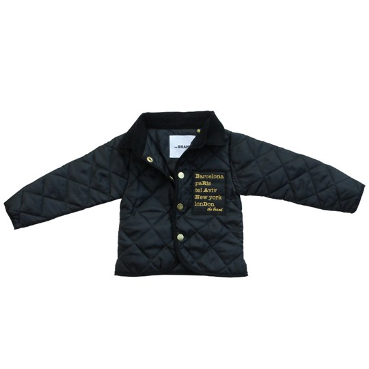 The BRAND John Jacket Black Black