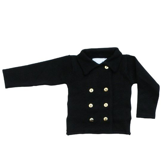 The BRAND Double Jacket/Cardigan Black Black