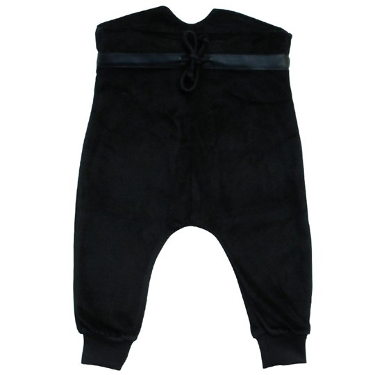 The BRAND Harem Pants Black Black