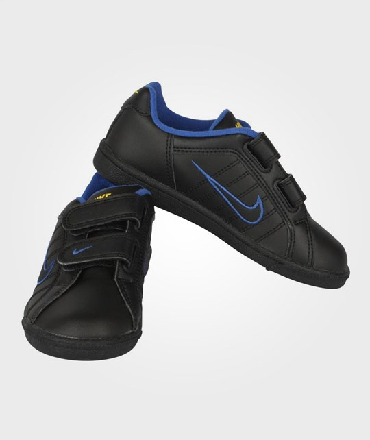 NIKE Court Tradition 2 Plus Black Black