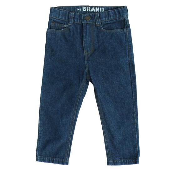 The BRAND Jeans Skinny Dark Denim Blue