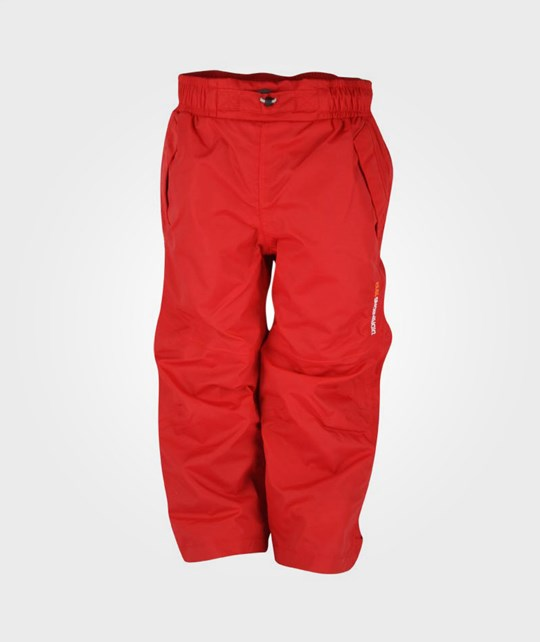 Didriksons Aosta Pants Red Red