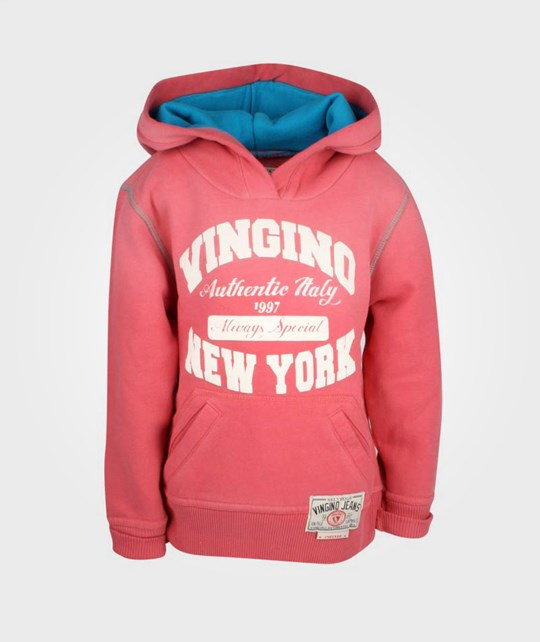 Vingino Anno Hoodie Rusty Red Red