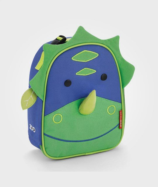 Skip Hop Zoo Insulated Lunch Bag Dino Multi