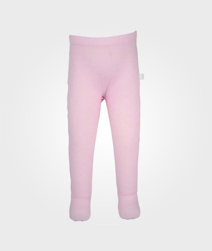 Legging With Foot Prime Rose