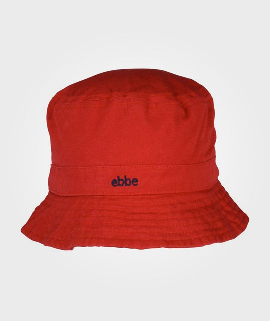 ebbe Kids Beppe Hat Red Red