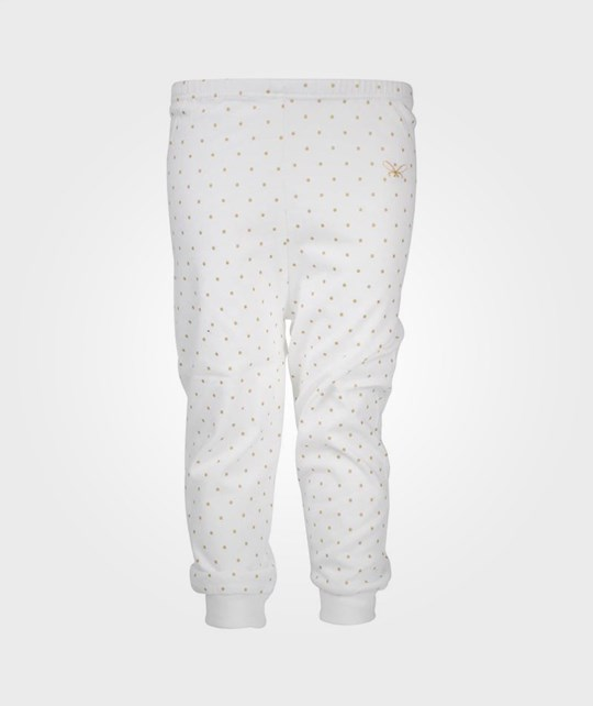 Livly Saturday Pants White/Gold White