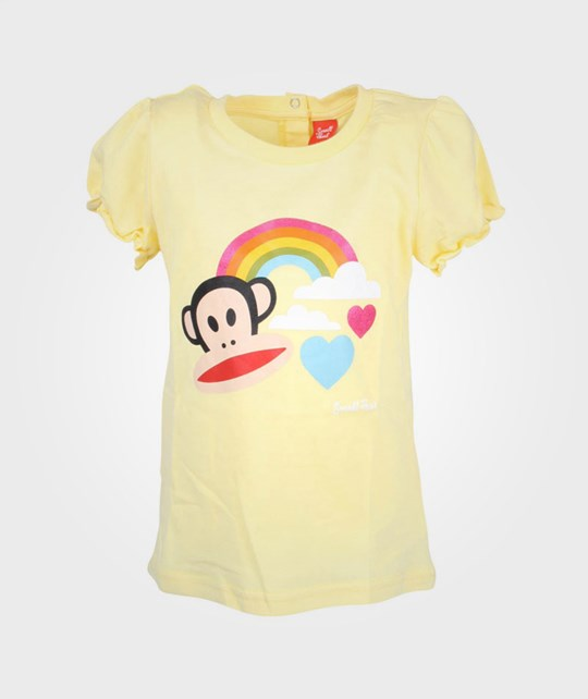 Paul Frank T-shirt Julius Rainbow Yellow