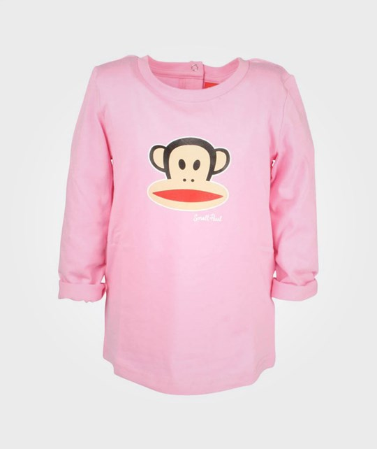 Paul Frank T-shirt Baby Basic Pink Pink