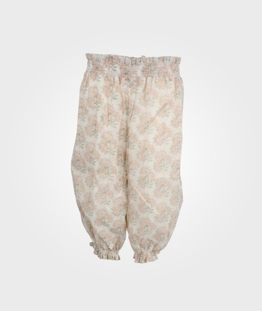 Wheat Smock Baggy Trousers Beige