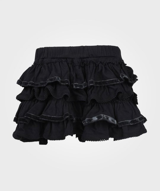 Woolrich Girl Ruffle Skirt Blue