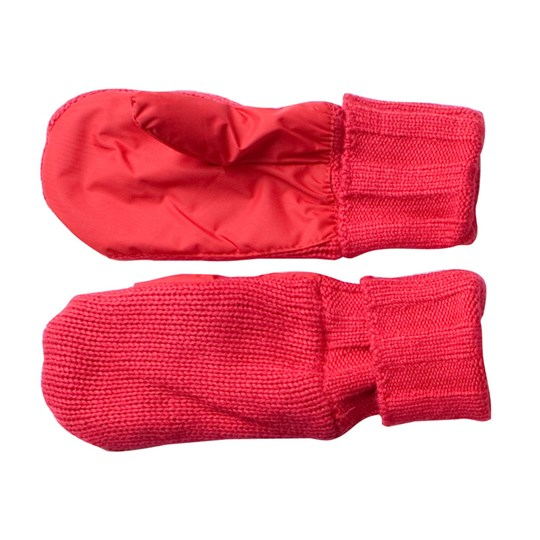 Mini Rodini Gloves Red Rød