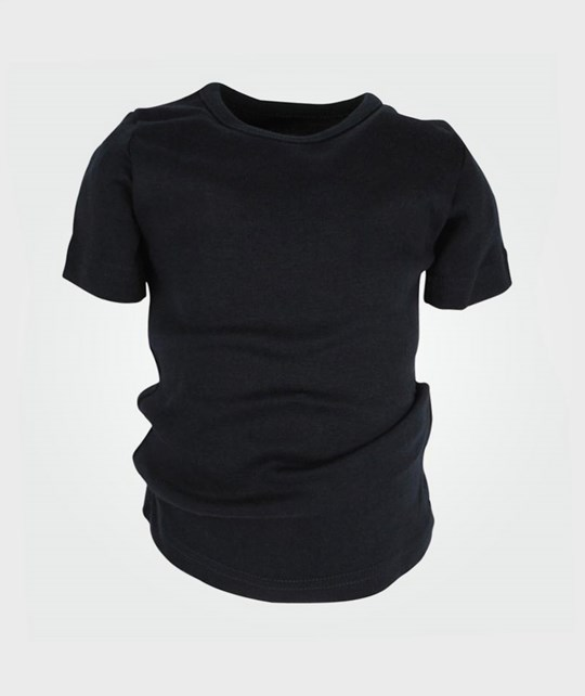 Wheat Baby Basic T-shirt Navy Blue