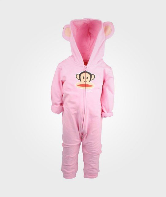 Paul Frank Coverall Basic Pink Pink