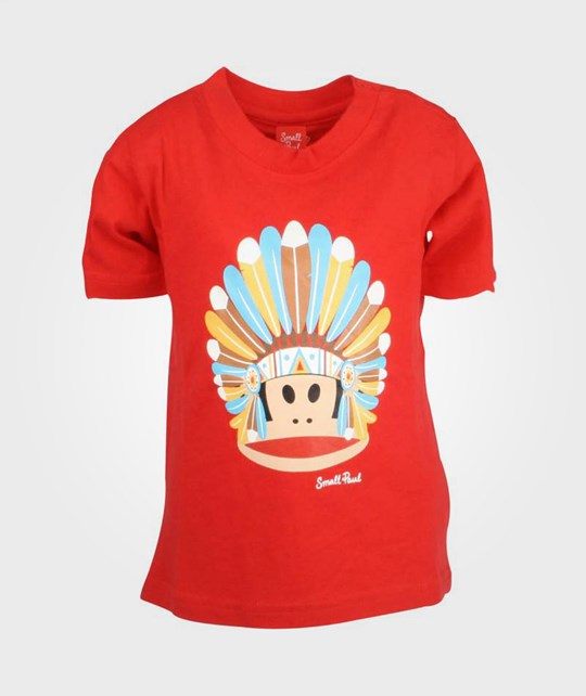 Paul Frank T-shirt Indian Red