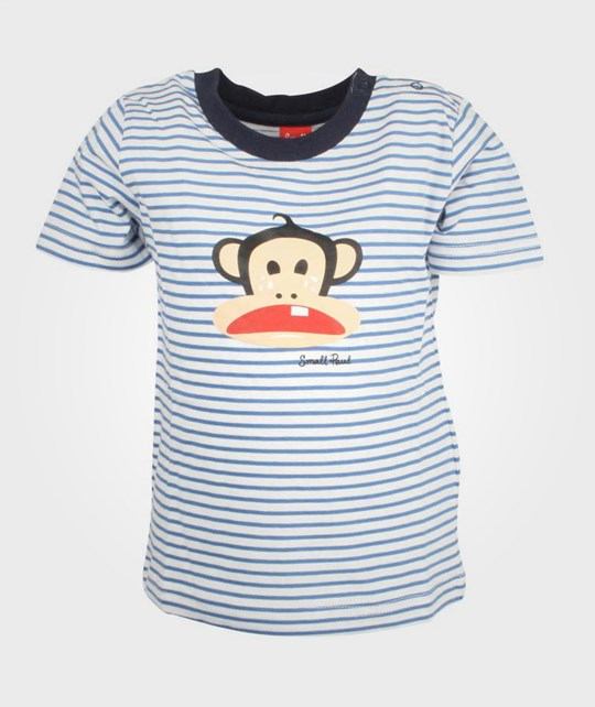 Paul Frank T-shirt Julius Tears-Tooth Blue