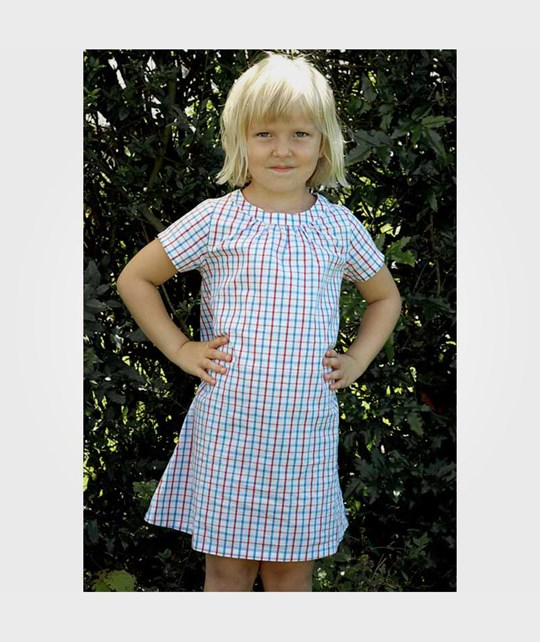 ebbe Kids Bibbi Dress Checked Multi
