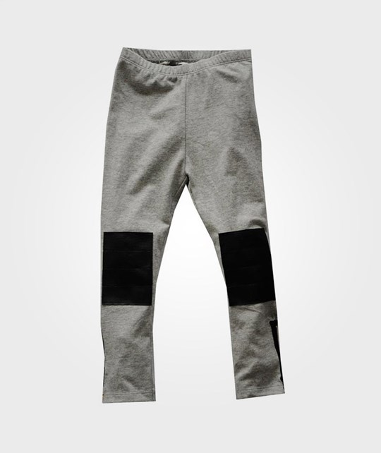 The BRAND Knee Tights Grey Black