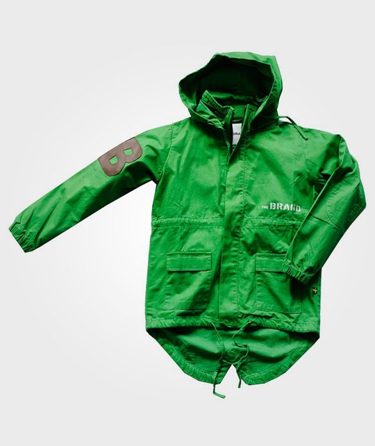 The BRAND Parka Green Green