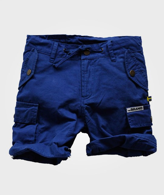 The BRAND Army Shorts Blue Blue