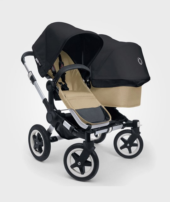 Bugaboo Donkey Duo Extension Alu/Sand Multi
