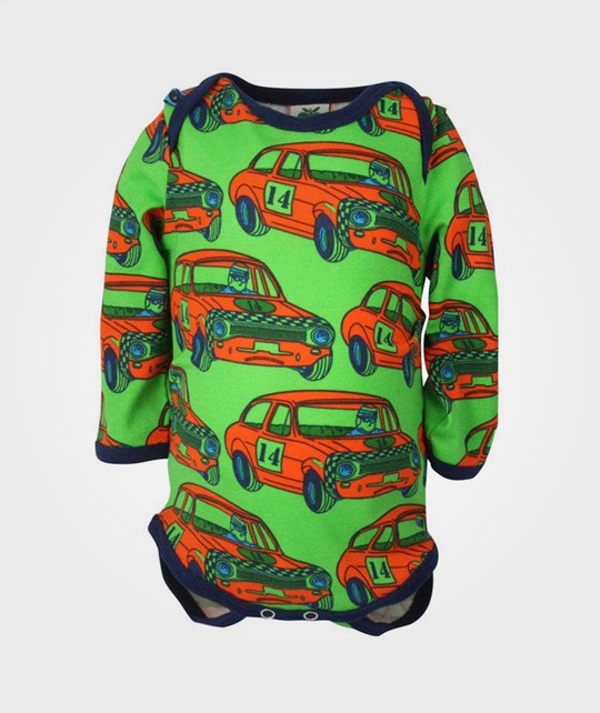 Småfolk Body Rally Cars Green Green