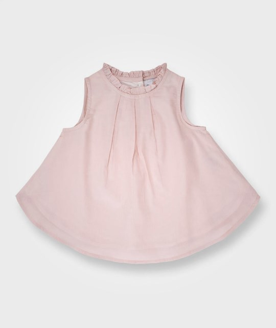 How To Kiss A Frog Beth Dress Powder Pink