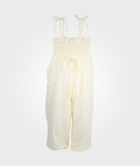 How To Kiss A Frog Sandy Jumpsuit Sun Yellow